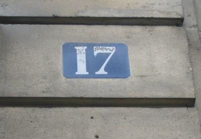 Jim-Morrison-Hausnummer