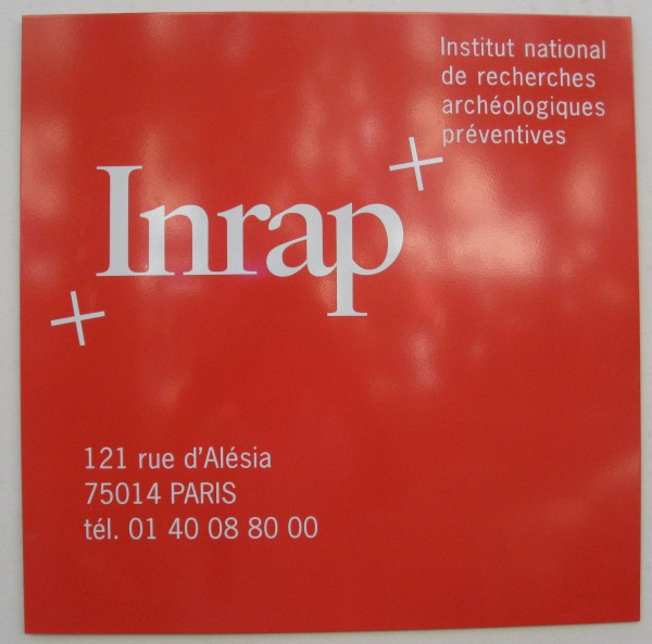 Paris_Inrap-InstitutRechercheArcheologiquesPreventives