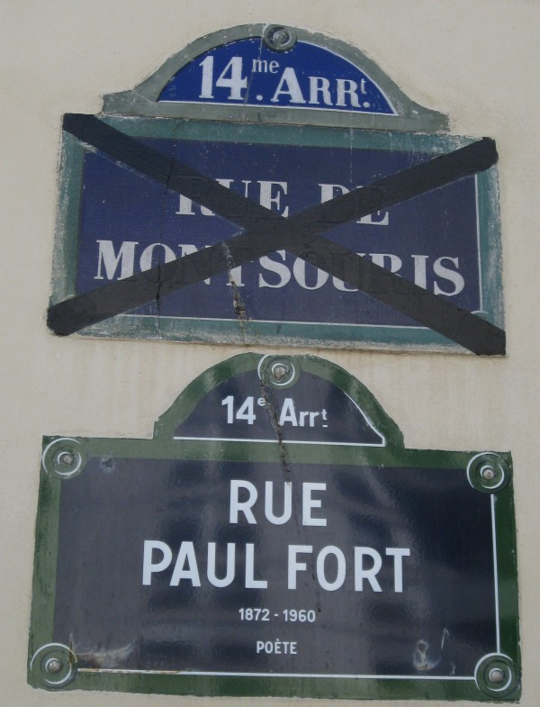 Paris_RuePaulFort-ehemRuedeMontsouris