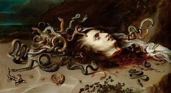 Rubens_Medusa