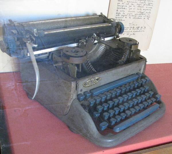 Schreibmaschine_CheGuevara_Trinidad