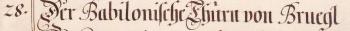 Storffer-Inventar_1720_Nr28-Bruegel