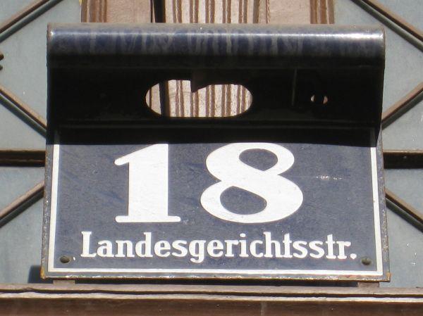 VargaLucie_Wien-Landesgerichtsstrasse18