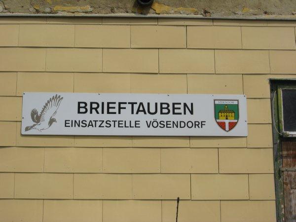 Voesendorf_Brieftaubeneinsatzstelle