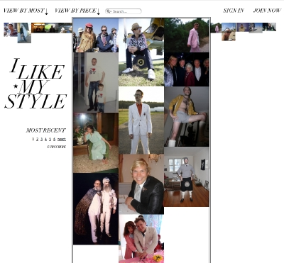 Best fashion site on the planet