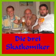 Das sind die Schlitzohren: Bernd, Andreas und Jörg !!!