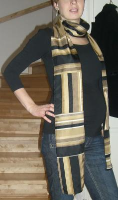 fertiger-Schal