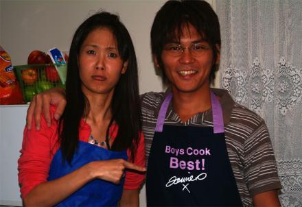 Jessie-und-Johnny-kochen