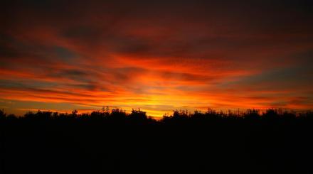 Sonnenuntergang-in-Shepparton