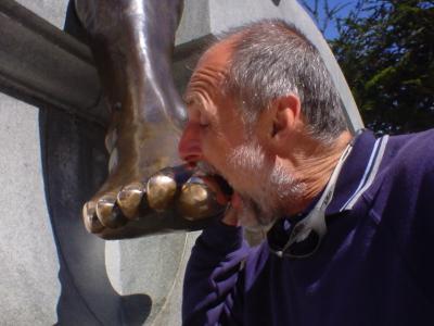 Magellan-Statue