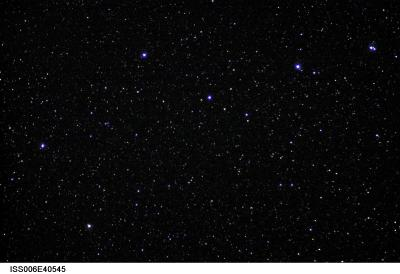 Foto von der ISS aufgenommen; Quelle: Nasa per Wikipedia