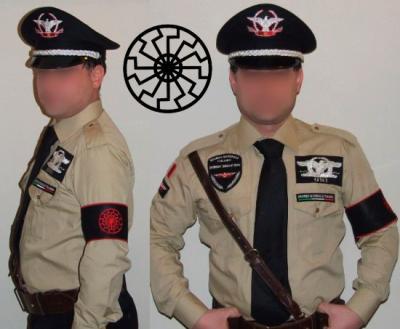 (buergerwehr-)uniform der italienischen neofaschisten<br /> quelle: blog.libero.it