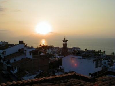 puerto-vallarta-sunset
