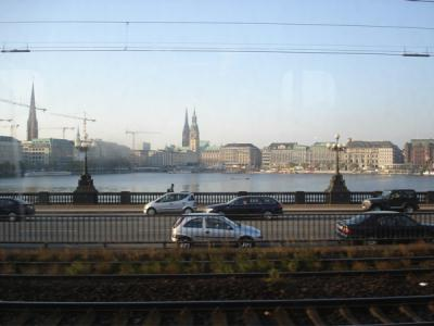 From the S-Bahn