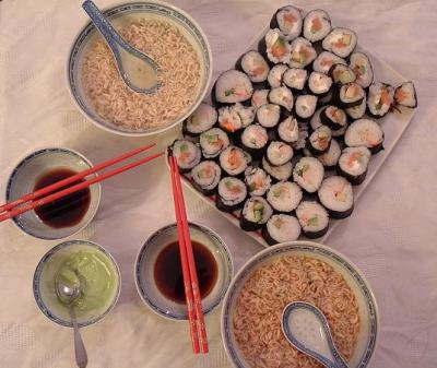 selfmade-sushi