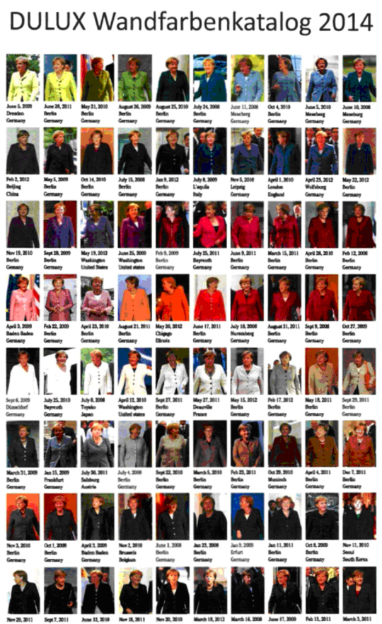 Dulux-Wandfarben-Katalog 2014