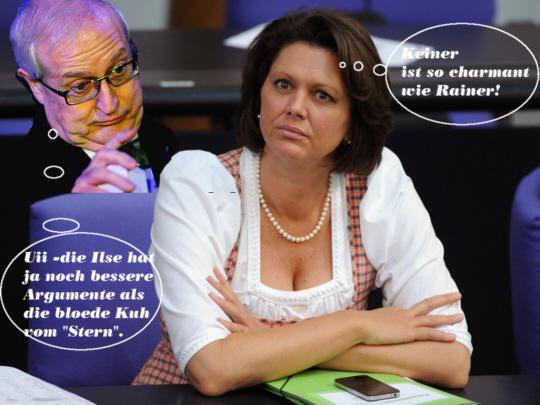 Rainer und Ilse