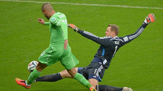 Letzer Halt Manuel Neuer