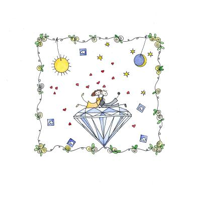 Diamantene Hochzeit Pictures to pin on Pinterest