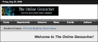 onlinegeocacher