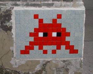 spaceinvader