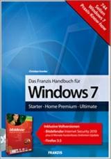 Franzis Handbuch für Windows 7