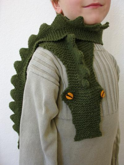 Dragon-Scarf