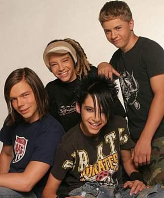 Tokio Hotel, Bill Kaulitz, Tom Kaulitz