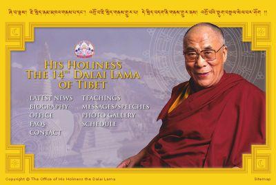 dalai-homepage