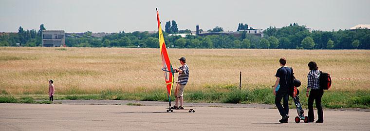 Berlin Tempelhofer Freiheit