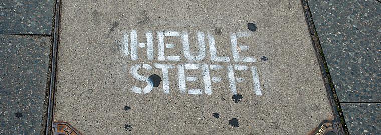 Berlin Heule Steffi