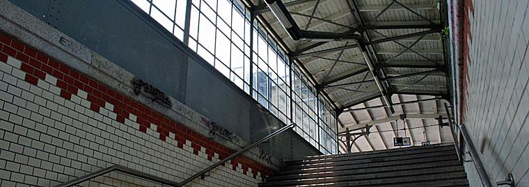 Berlin S-Bahn-Station Lankwitz