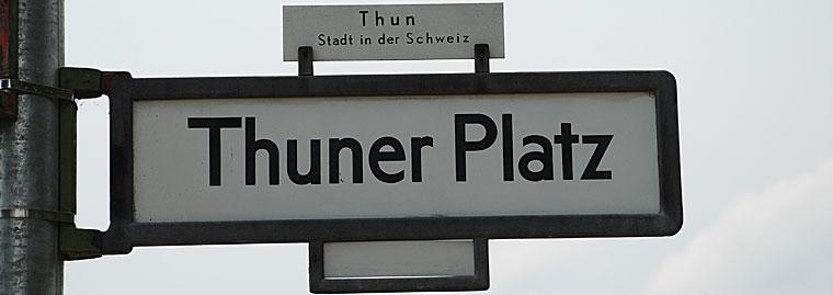 Berlin Thuner Platz