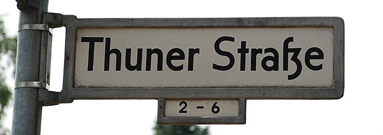 Berlin Thuner Strasse