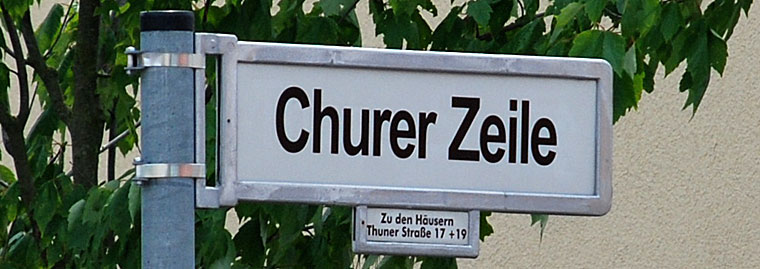 Berlin Churer Zeile
