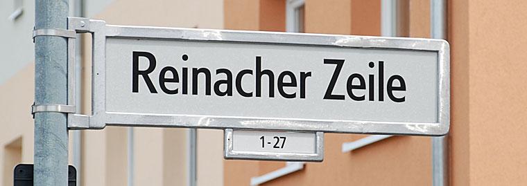 Berlin Reinacher Zeile