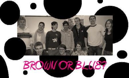 brwon-or-blue