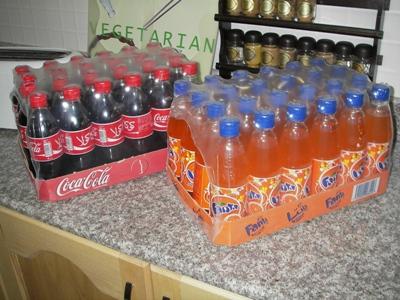 LFA-drink