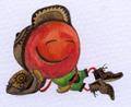 Erbse-Avatar