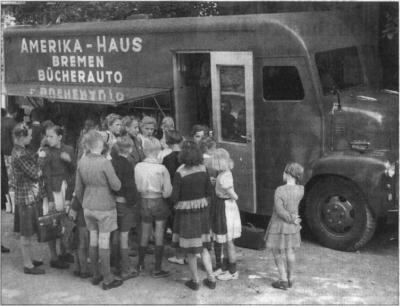 Bremer Umland, um 1952