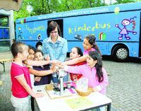 Zehn Jahre Kinderbus Wiesbaden 1997-2007