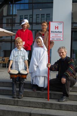 Die Fahrbücherei in Münster wird 2008 fünfzig Jahre jung!