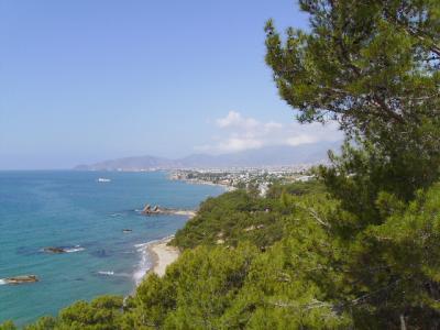 Bucht Anamur