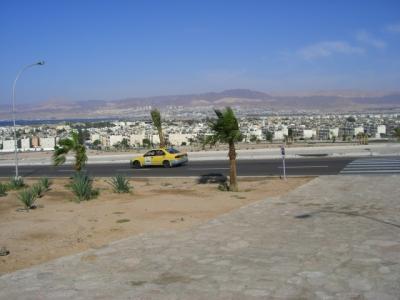 Aqaba und Eilat und Taba, Dreilaendereck ...!