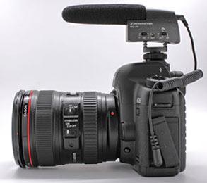 canon-mark-ii-sennheiser-mke-400-microphone-shotgun-audio-gear-equipment-professional-tech-technology-videography-bcp-gearhead-stereo-jack-windscreen-photo