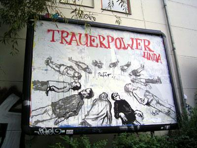 trauerpower