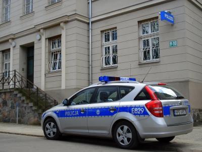 Policja-bei-der-Polizei