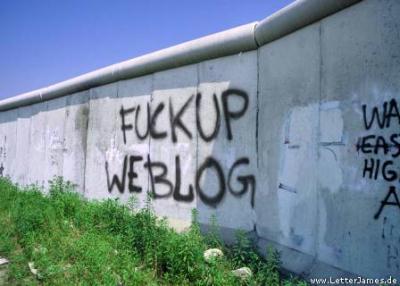 fuckup-weblog