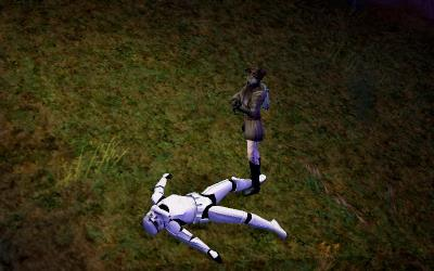mein erster Stormtrooper