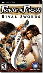 Prince of Persia Rival Swords cover